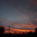 Sonnenuntergang 1826